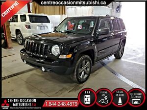 Jeep Patriot High Altitude 4X4 CUIR + TOIT + MAGS