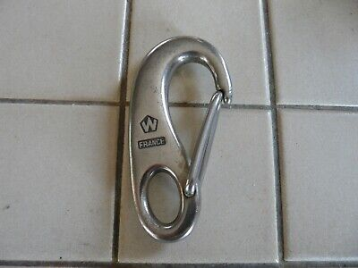 Wichard Stainless Steel Snap Hook Length 100mm Sailing Yacht