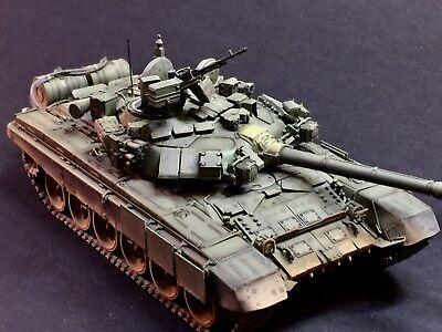 Pro Built model T-90A Main Battle Tank 1/35 (pre order)