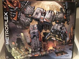 Transformers Metroplex Hong  Kong Exclusive