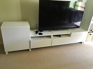 IKEA TV table set Chatswood Willoughby Area Preview