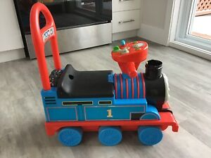Trotteur Thomas le train