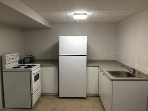 Clean quiet newly reno'd 1 bed basement suite 10min walk to uofs