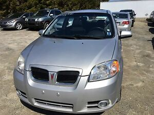 2008 Pontiac Wave, Low Mileage