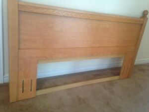 Queen size headboard moving sale