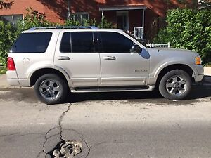 Ford Explorer 2004 Limited