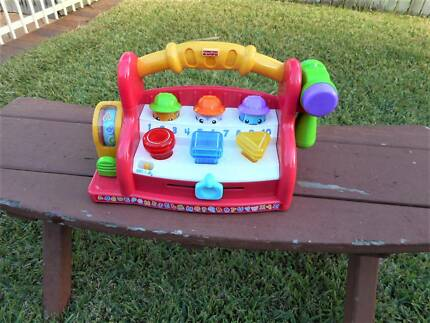 Fisher Price Musical Learning Front Door Toys Indoor Gumtree