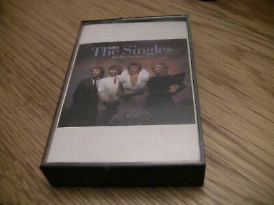 "ABBA Singles ""The First Ten Years"" Cassette"