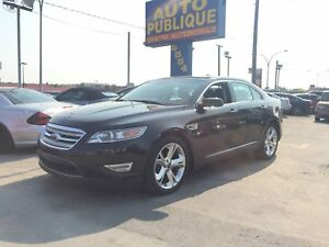 Ford Taurus SHO AWD 2010 traction intégrale, cuir, toit ouvrant,