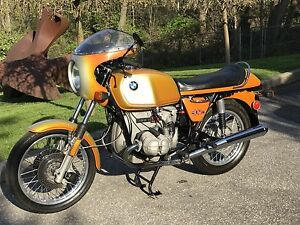 1975 BMW R90S Motorcycle Airhead