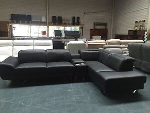 NEO - LEATHER LOUNGE Leumeah Campbelltown Area Preview
