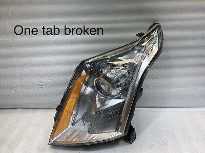 2010-2016 Cadillac SRX Headlight Xenon HID OEM Left Driver Side Headlamp