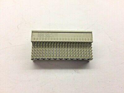2 Piece Lot 5352152-1 Tyco Conn Recept 120pos 2mm Press-fit Rohs