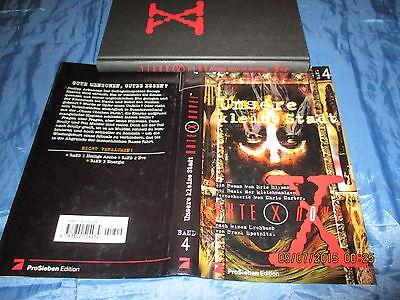 AKTE  X  Novels ,  Die unheimlichen Fälle des FBI , Roman , 1. Auflage 1997