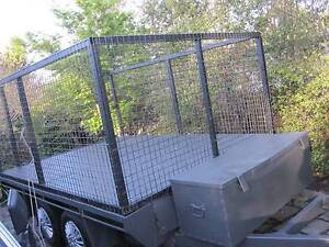 GREAT CAMPING   / TRADESMAN /    Heavy Duty Tandem Trailer Lilydale Yarra Ranges Preview