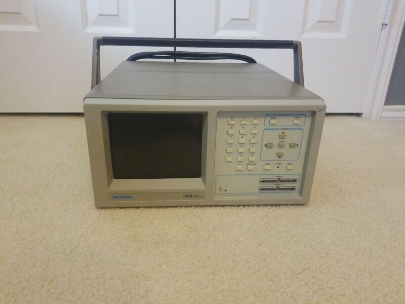 Vintage Tektronix  1220 Logic Analyzer