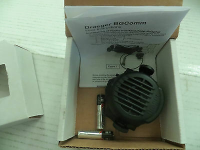 Drager 4056798 Bg Mask Com Voice Amplifier