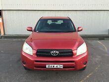 2007 Toyota RAV4 CV 4x4 Wagon Sandgate Newcastle Area Preview