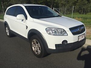2009 Holden Captiva Wagon SX 4x4 automatic Calamvale Brisbane South West Preview