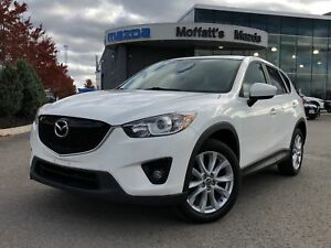 2013 Mazda CX-5 GT AWD LEATHER, SUNROOF, HEATED SEATS, BLINDSPOT