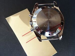 WATCH CASE BACK PROTECTIVE STICKERS/COVERS FITS OMEGA SPEEDMASTER,SEAMASTER 300
