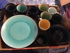 Mixed dishes lot