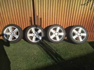 "Ford Falcon Ute 17"" Factory Wheels Henley Beach South Charles Sturt Area Preview"