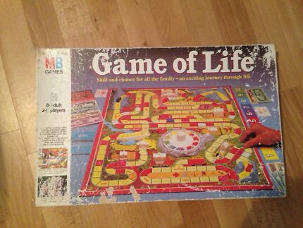 Game of Life 1978 Willagee Melville Area Preview