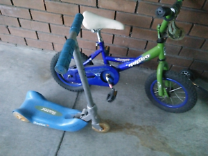 Bike & Scooter (toddler) Elsternwick Glen Eira Area Preview