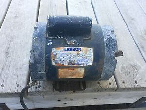 Lesson Electric Motor