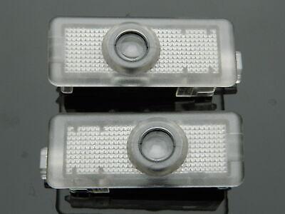 2x Türbeleuchtung Einstiegsbeleuchtung Türlicht f. Mercedes C-Klasse CLK SLK SLR