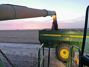 Available Asap tractor/sprayer driver