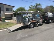 Tandem axle trailer 10 x 5 Ormeau Gold Coast North Preview