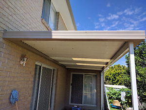 Pergola - extension from house Bywong Queanbeyan Area Preview
