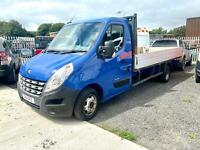 Renault Master LLL35 2300 150ps 14'6 DRW Drop side Truck 2011/11 Registration