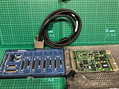 National Instruments Ni Pxi-7350 Motion Controller Card With Umi-7774 Interface