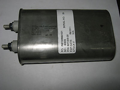 Cornell Dubilier Capacitor Scrn210r New