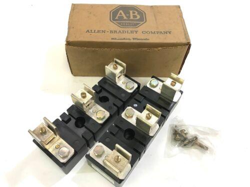 Allen Bradley Fuse Block X-400656 and X-410710