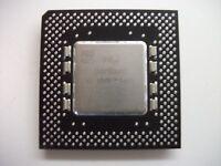 Intel Pentium MMX SL27S 233MHz 66MHz 2.8v Gold Socket 7 Desktop CPU Processor