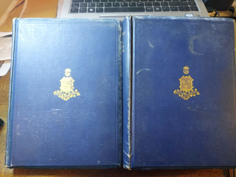 History of The Royal Munsters Fusiliers, 2 Volumes.  Captain S McCance