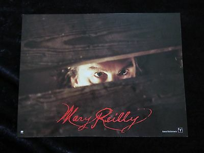 MARY REILLY lobby cards JULIA ROBERTS, JOHN MALKOVICH