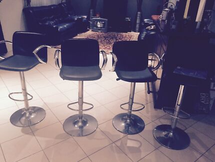 Bar stools Glenmore Park Penrith Area Preview