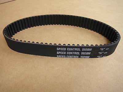 Bridgeport Mill variable speed 2 HP TIMING BELT 1552106 M1536 (74) teeth NEW!