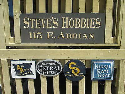 Steve's Hobbies (vmf121)