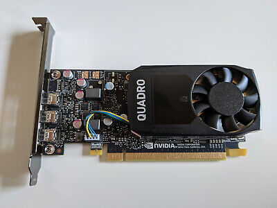 PNY Nvidia Quadro P400 3x Display Port VCQP400