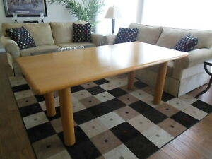 COOL RETRO DINING HARVEST TABLE / DESK / WORK TABLE