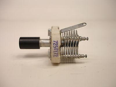 Nos Ww2 Vintage Air Variable Capacitor 6-35 Pf Unused Qrp Radio