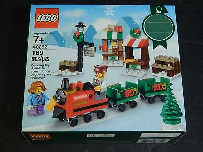 LEGO 40262 Christmas Train Ride ~ Set sealed in Box