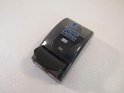 Deb Commercial Washroom Soap Dispenser Smokeblack Proline Curve 30110
