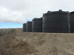 Water tanks Murray Bridge Murray Bridge Area Preview